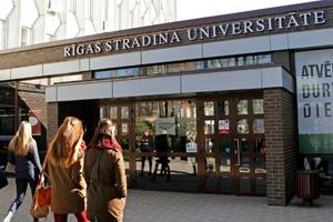riga stradiņš university, Latvia