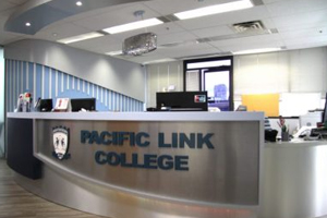 study in Pacific Link college