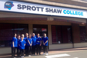 Study in Sprott Shaw College