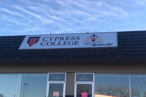 Study in Cypress College