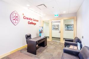 create career college, canada