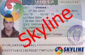 Student visa Ireland chandigarh