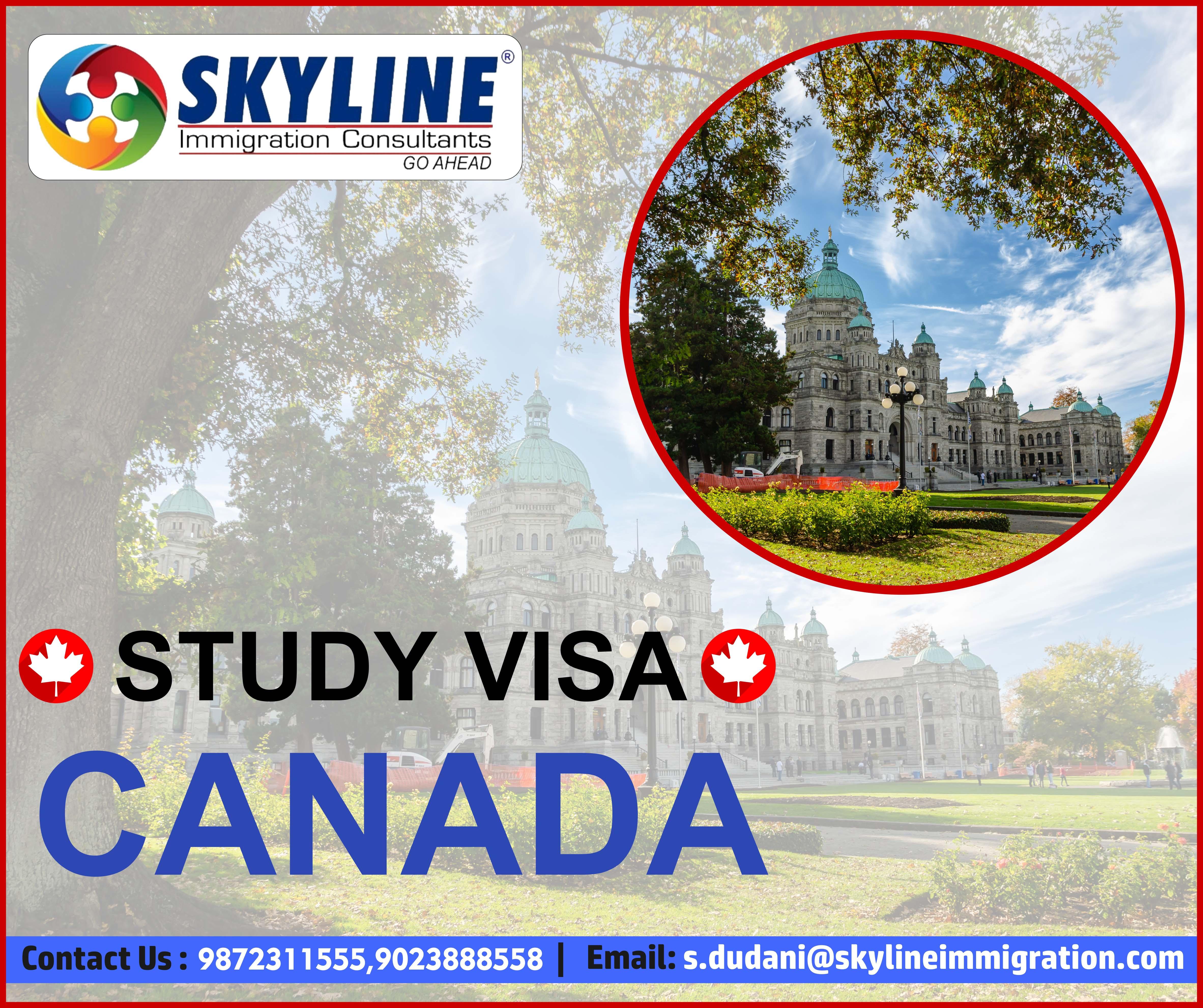 Canada student visa chandigarh