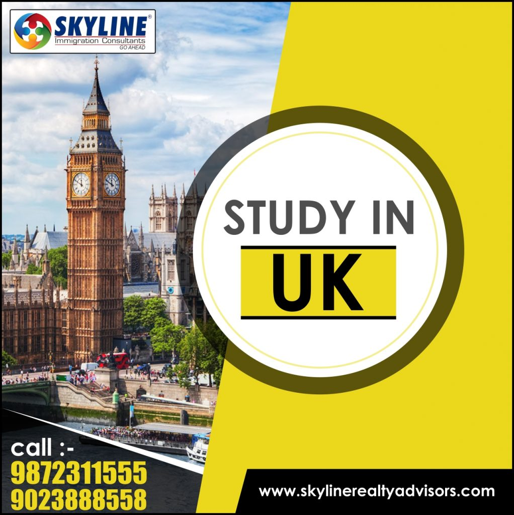 Study abroad consultants UK