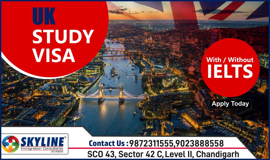 UK student visa process