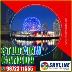 best Canada study visa consultant mohali