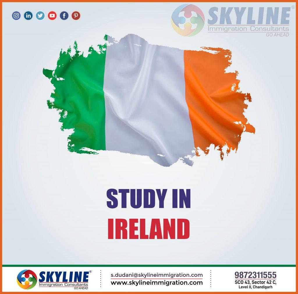 Ireland study visa consultant Chandigarh