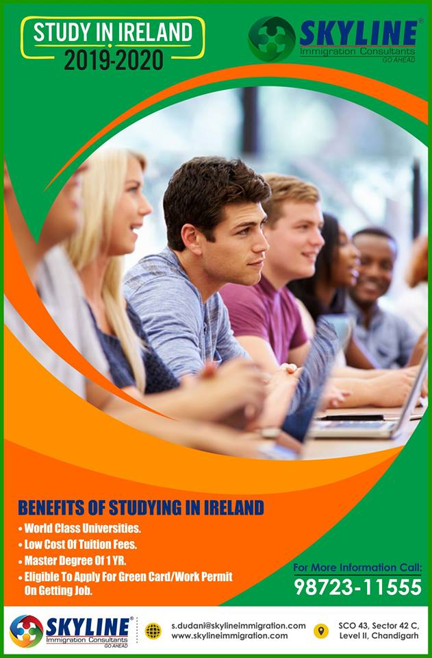 documents checklist ireland student visa