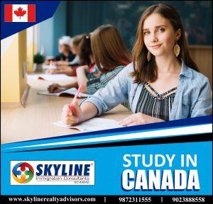 Study abroad visa consultants Canada