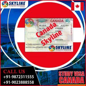 Study Canada visa chandigarh