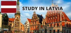 Latvia student visa process