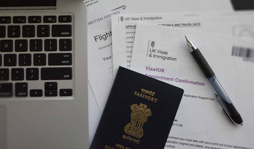 documents needed uk student visa