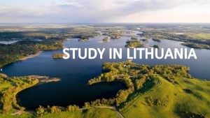 lithuania student visa process