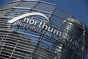 Northumbria University in Newcastle upon Tyne