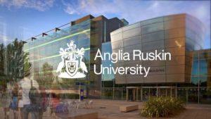 Anglia Ruskin University course list