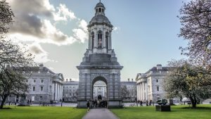 Eligibility for Trinity College Dublin