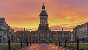 Study in Trinity College Dublin