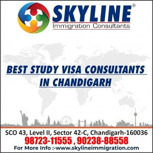best study visa consultants in chandigarh
