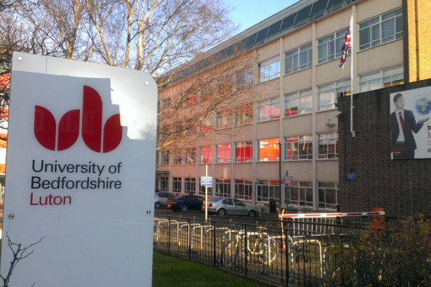 study in University of Bedfordshire