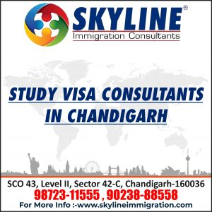 study visa consultants in chandigarh