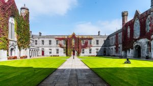 studying in National University of Ireland Galway