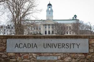 Study in acadia university Canada