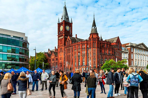 study in University of Liverpool