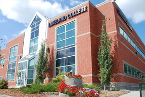 study in lakeland college canada