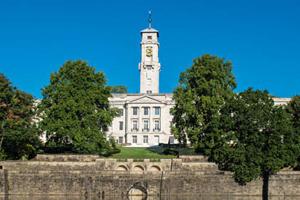 study in nottingham university
