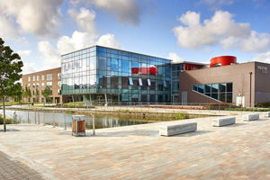 study in Edge hill university