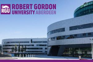 study in Robert Gordon university UK