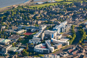 study in University of Dundee