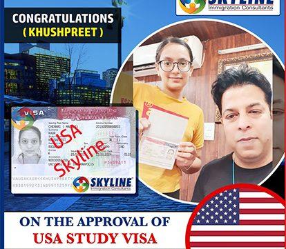 USA study visa consultants Chandigarh