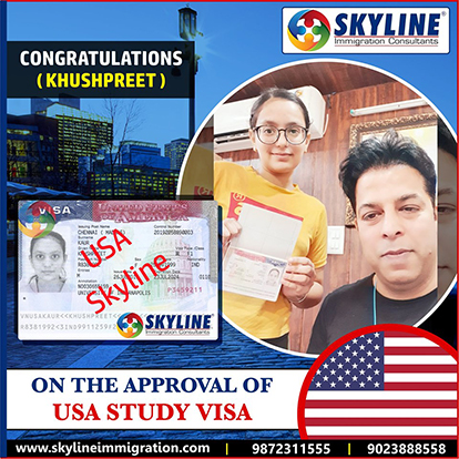USA study visa consultants Chandigarh