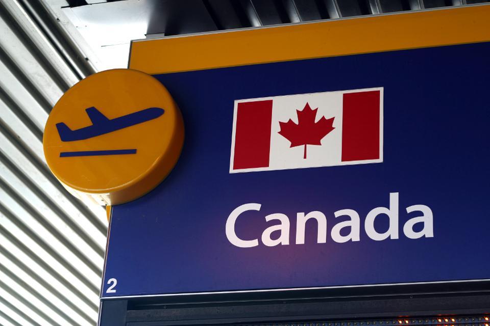 Canada travel ban