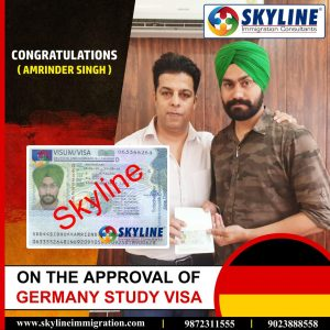 Germany student visa consultant Chandigarh