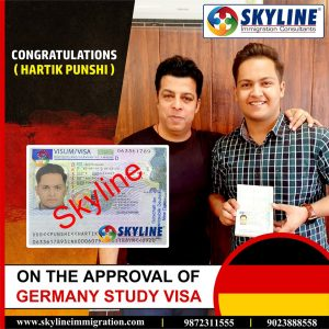 Germany student visa process