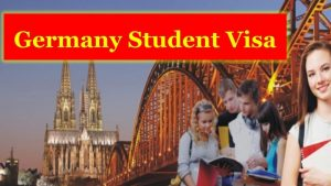 Germany study visa process