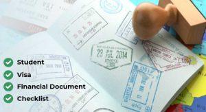 document checklist uk student visa