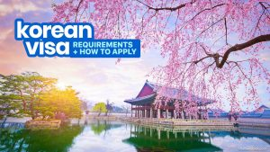 student visa checklist for South Korea