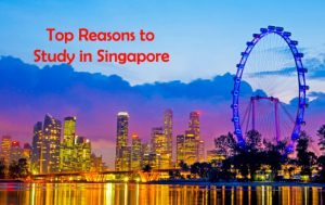 Best Study Abroad consultants Singapore