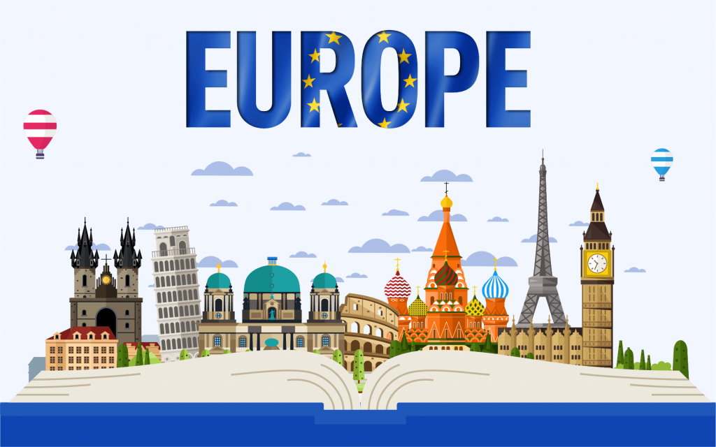 Europe Admission Requirements