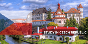 Requirements to study in Czech Republic