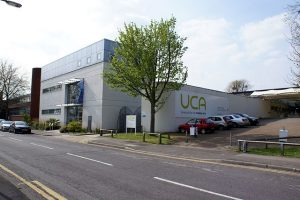 University for the Creative Arts UK, Study In University for the Creative Arts